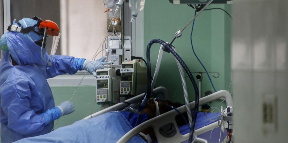 Consumo de oxígeno en el Complejo Hospitalario pasa de 80 a 300 tanques diarios