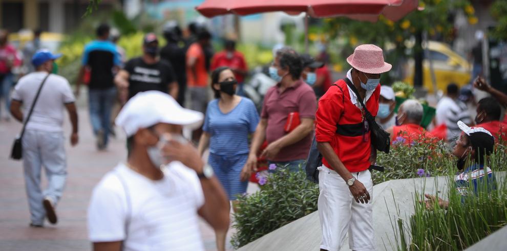 Medidas contra COVID-19 en Panamá.