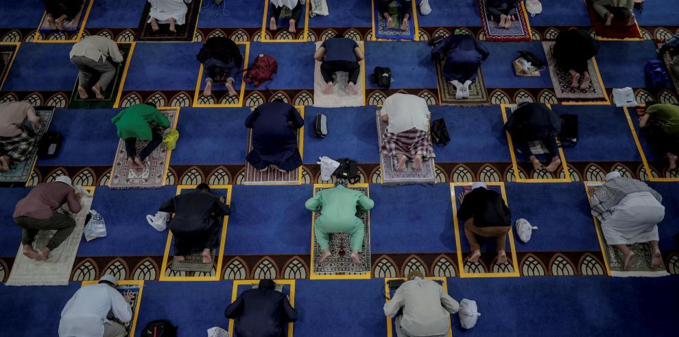 Mezquita de Singapur