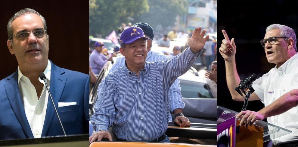 Candidatos a la presidencia de República Dominicana