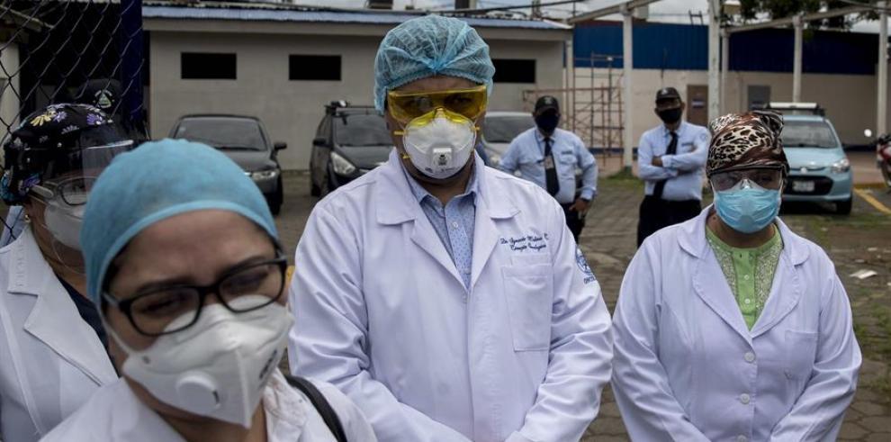 Nicaragua médicos
