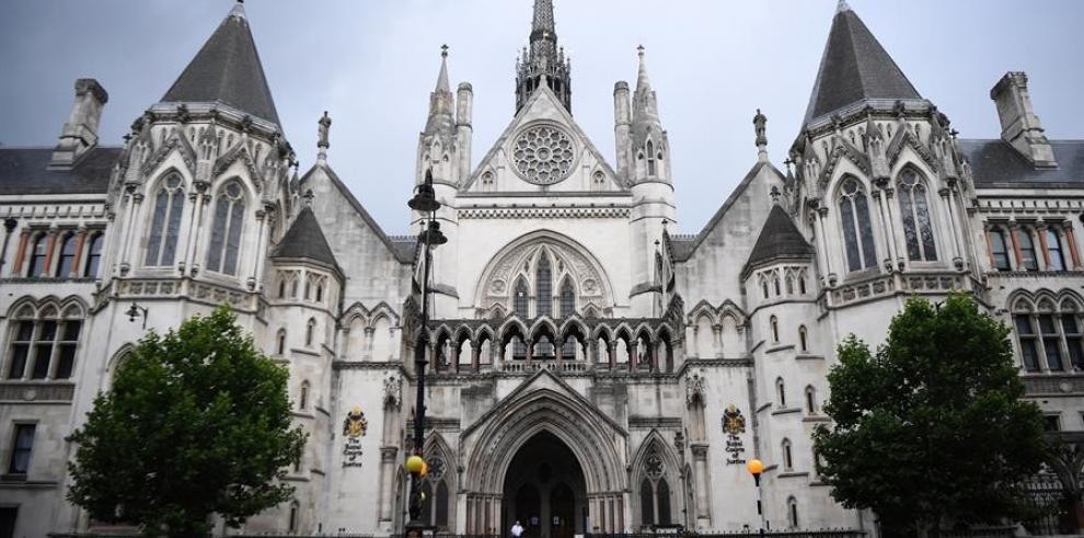 Tribunal Superior británico.