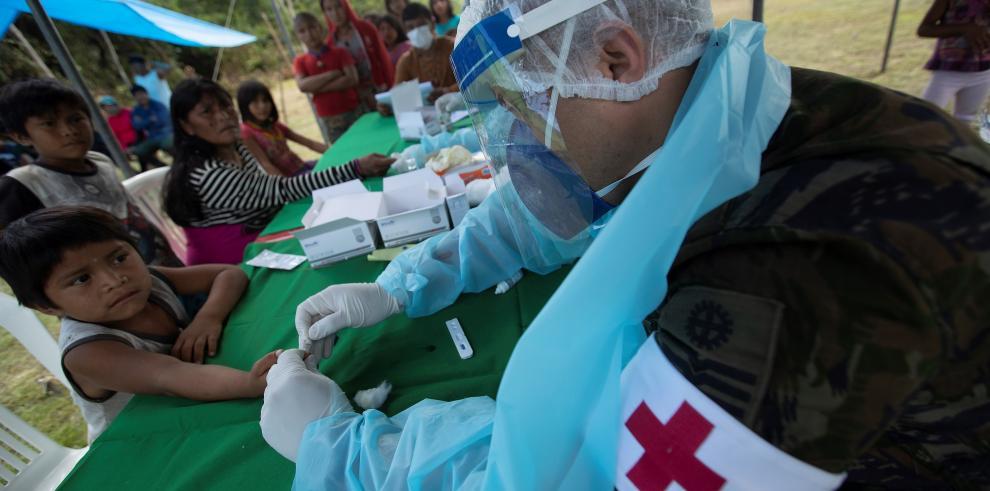 Médicos de las Fuerzas Armadas de Brasil