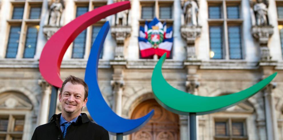 El presidente del Comité Paralímpico Internacional, Andrew Parsons