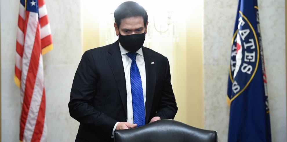 El senador republicano Marco Rubio.