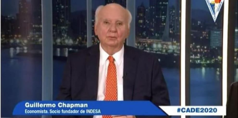 Guillermo Chapman, economista y socio de Indesa