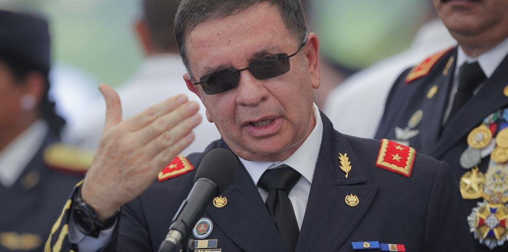 El exministro de la Defensa de El Salvador, David Munguía Payés