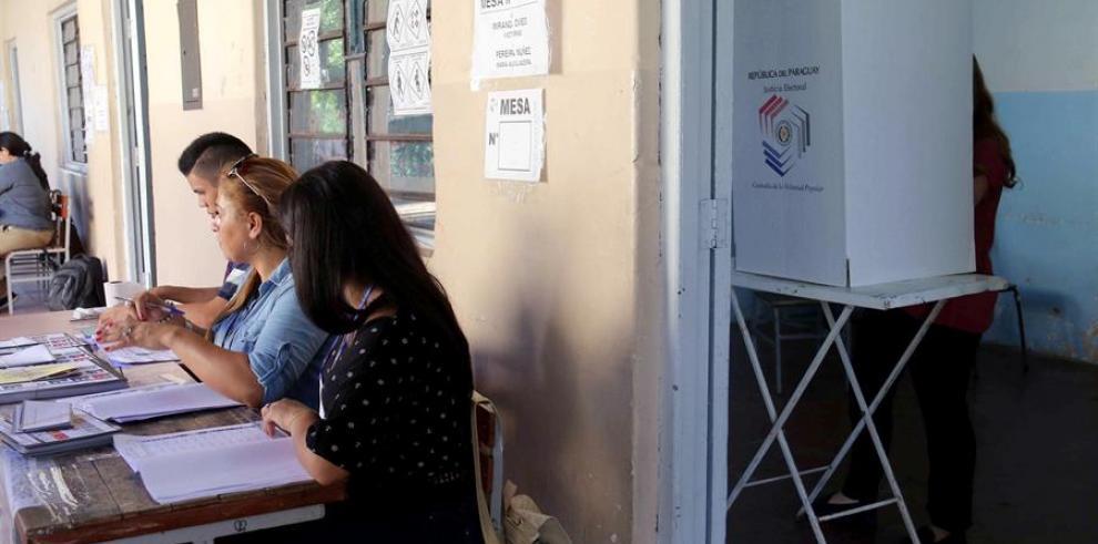 Paraguay elecciones