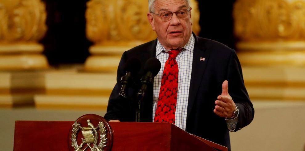 Michael Kozak, subsecretario interino de Estado para Asuntos del Hemisferio Occidental de Estados Unidos