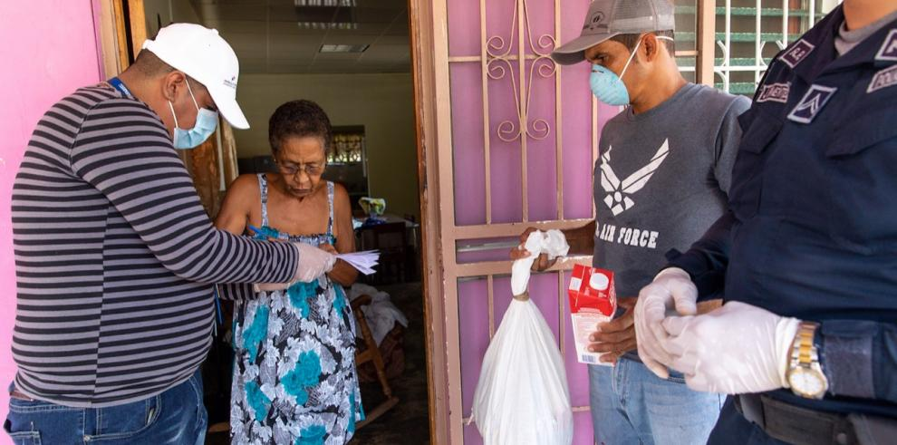 Plan Panamá Solidario