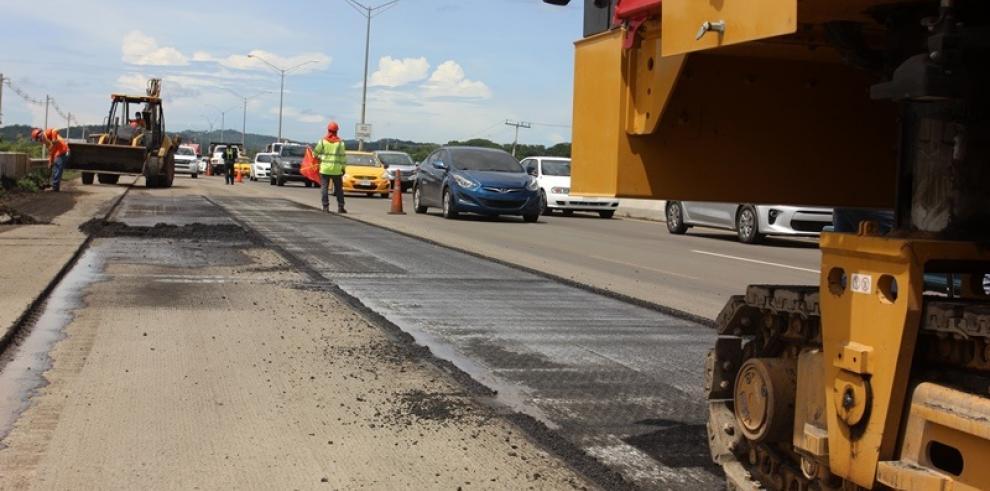 Rehabilitación de Autopista Arraijan-Chorrera