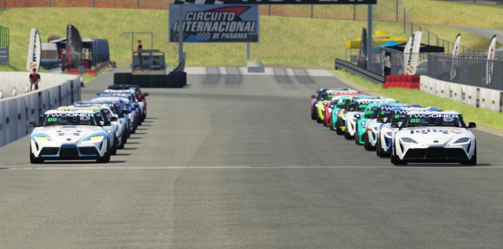 GP de las Américas- carrera