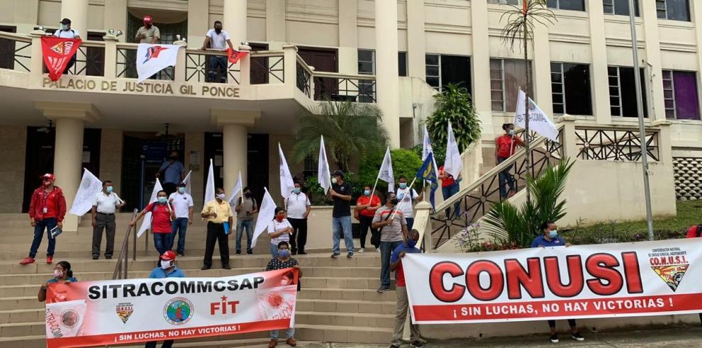 Grupos de trabajadores organizados
