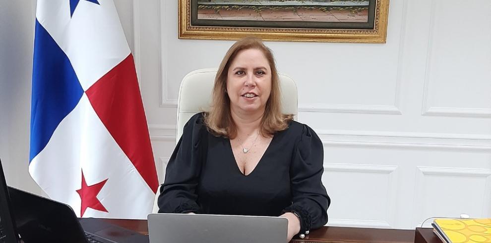 Carmen Gisela Vergara, propanama