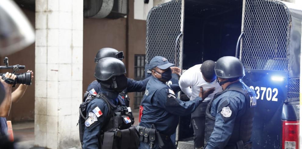 Audiencia en Colón por asesinatos de siete jóvenes