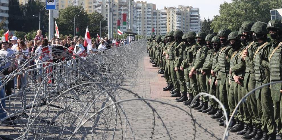 La crisis bielorrusa, una guerra de desgaste