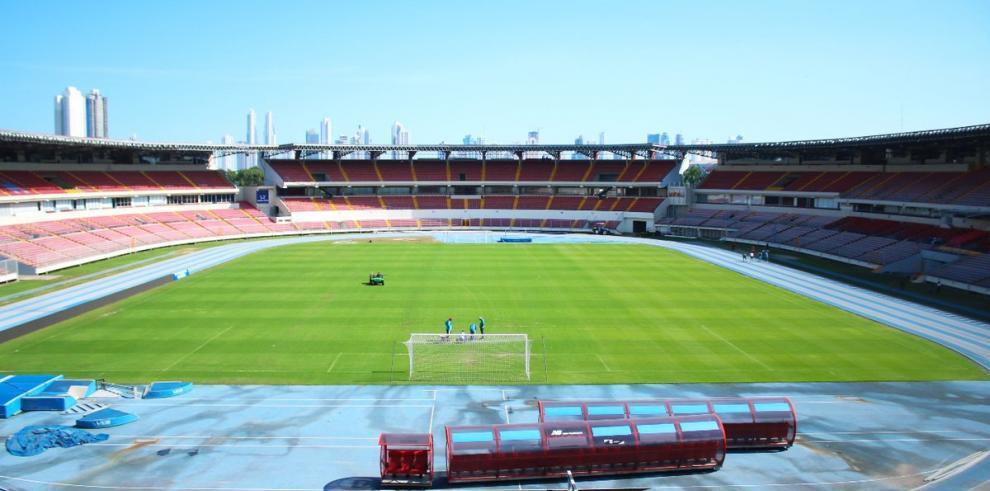 Estadio Rommel Fernández.