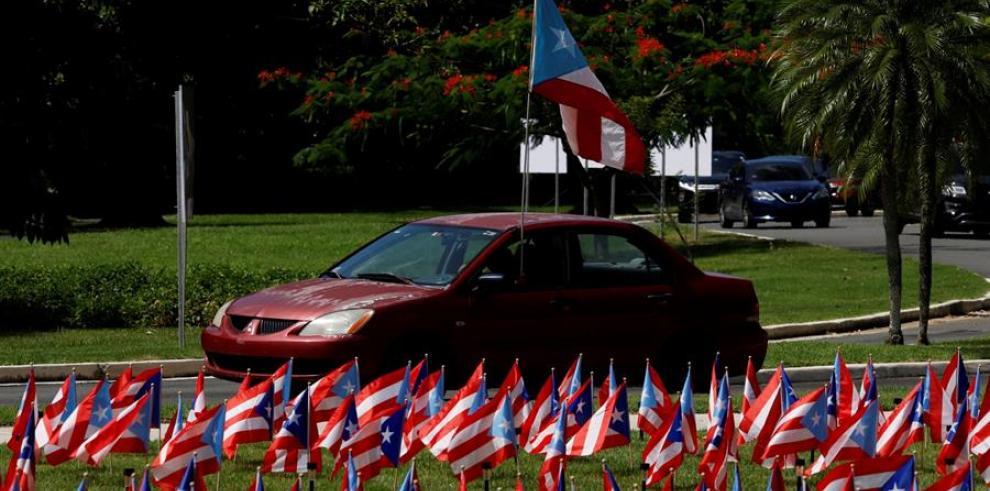 Puerto Rico Huraán María