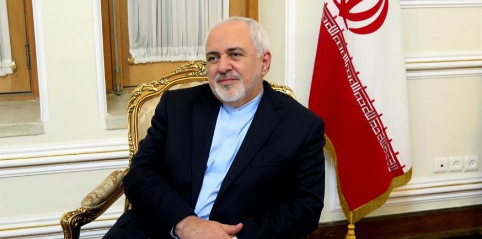 El jefe de la diplomacia iraní, Mohamad Yavad Zarif