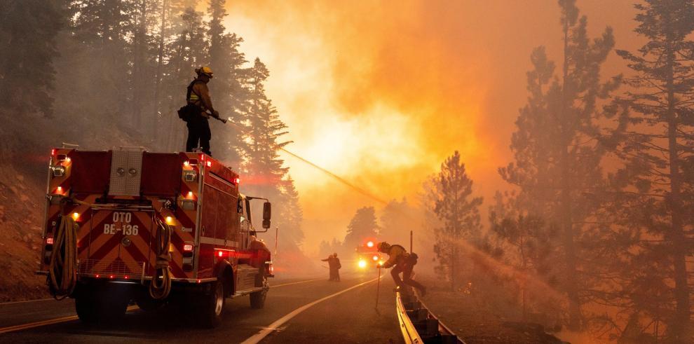 Incendios en Los Ángeles