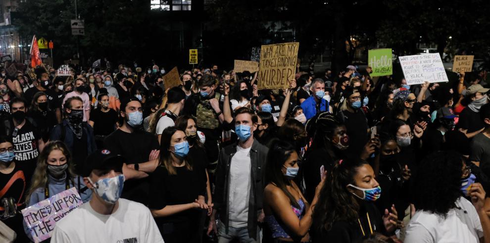 Protestas en Louisville