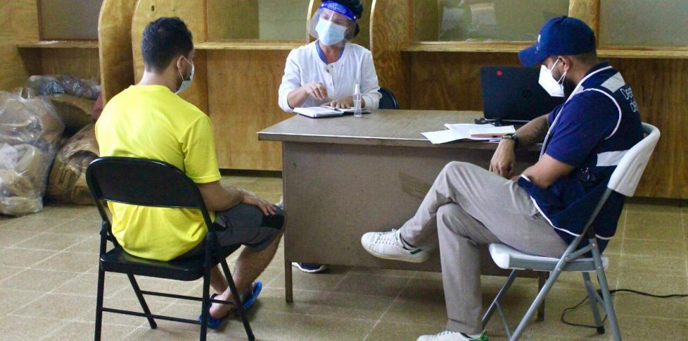Defensoría del Pueblo evaluando situación de covid-19 en cárceles