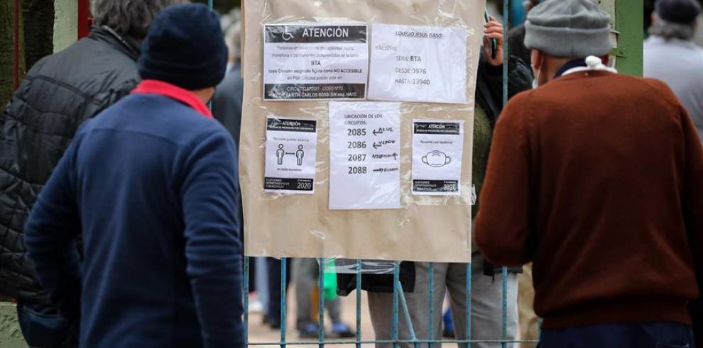Elecciones Uruguay
