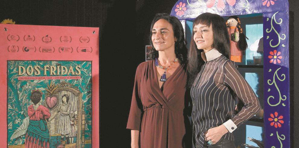 Dos Fridas (2019) se inspira en la relación entre la enfermera costarricense Judith Ferreto y la pintora mexicana Frida Kahlo.