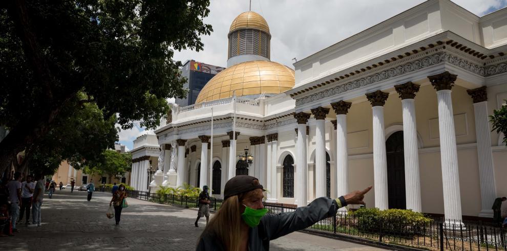 Palacio federal legislativo de la Asamblea Nacional de Venezuela