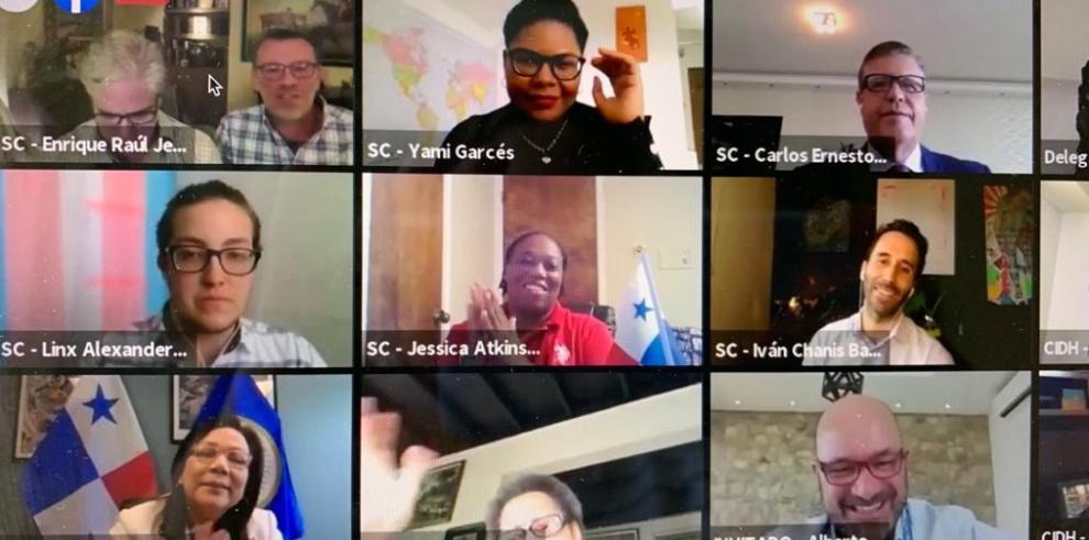 Audiencia CIDH Panamá matrimonio igualitario