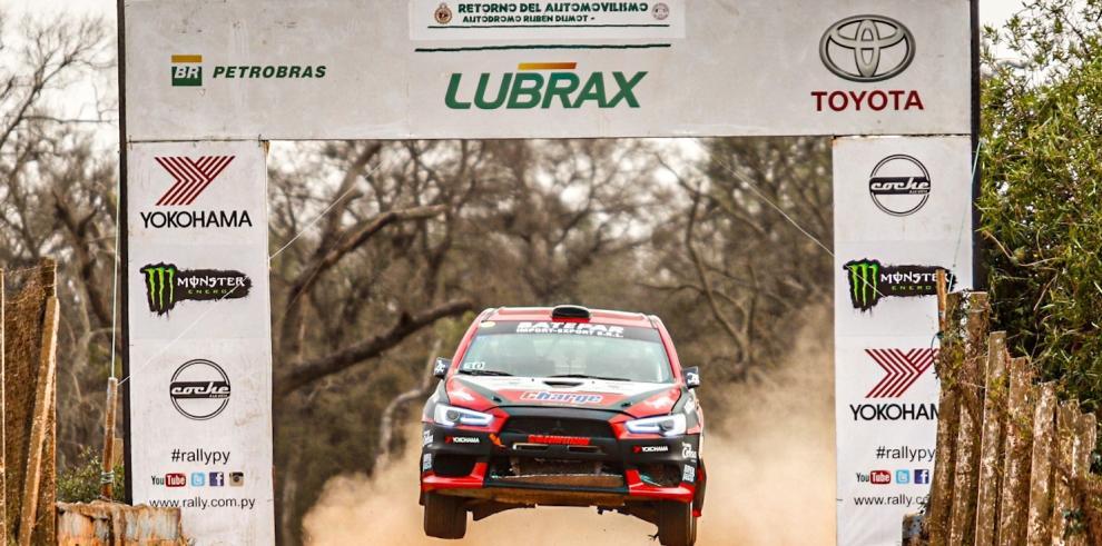 Automovilismo vuelve a Paraguay