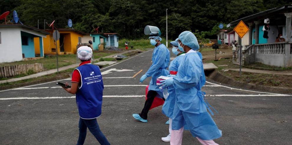 Panamá reporta 647 casos nuevos de la covid-19 y 9 nuevas defunciones