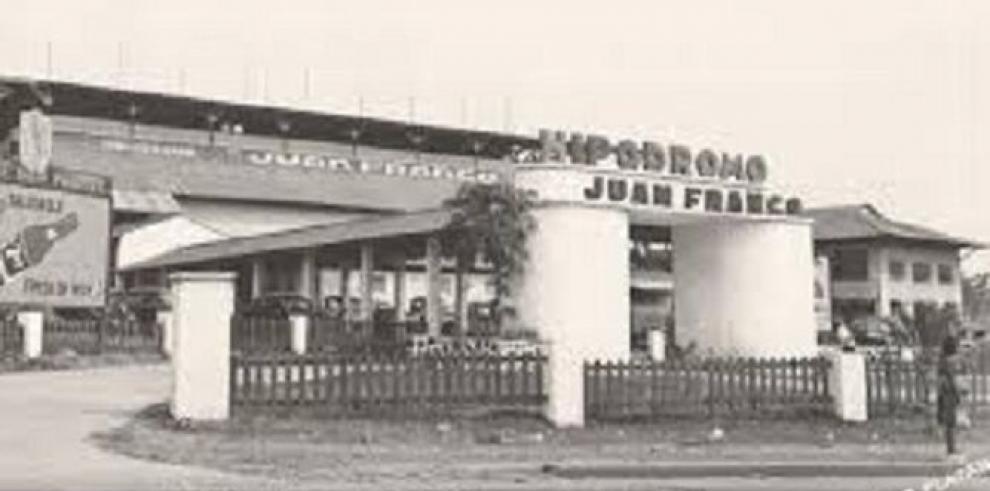 Hipódromo  de Juan Franco
