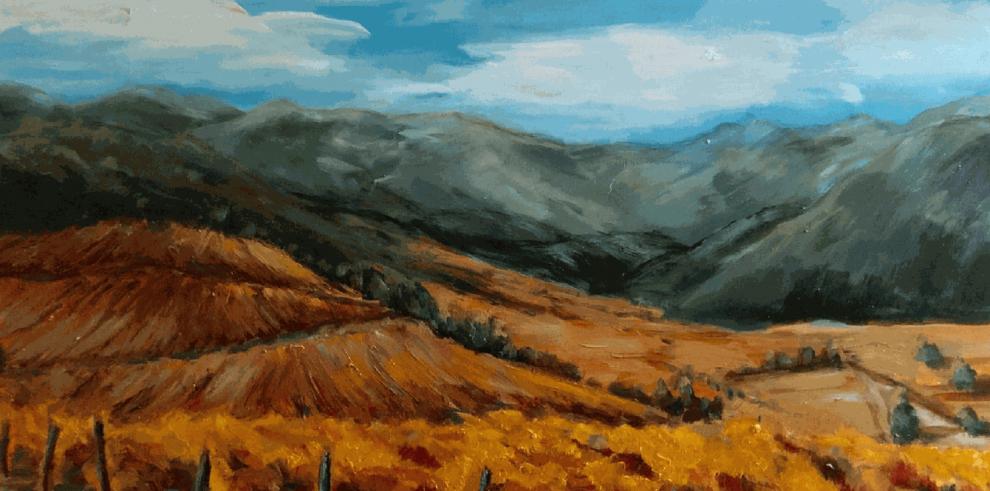 Pintura de campos