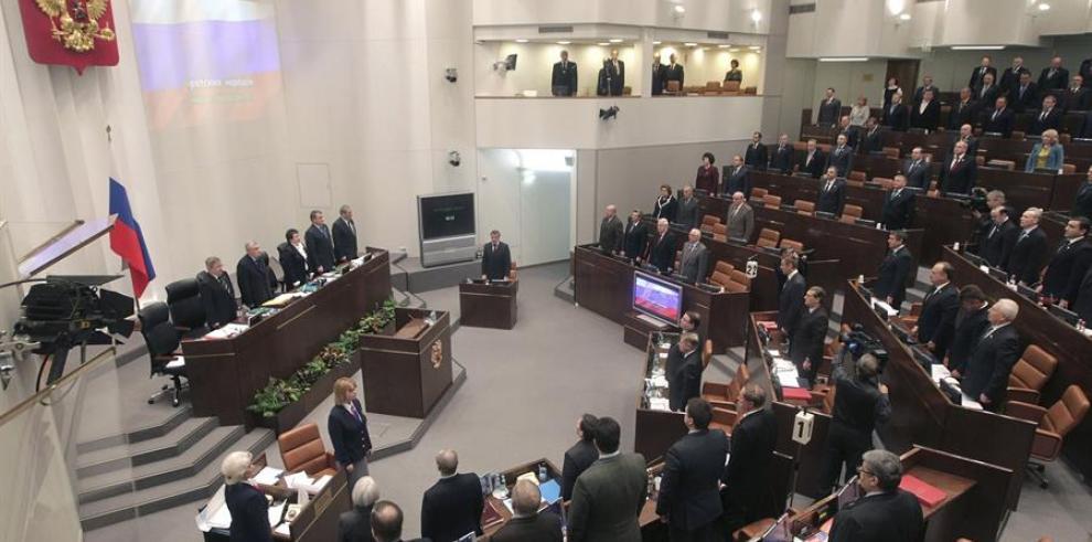 Debate en el Parlamento ruso sobre el tratado START