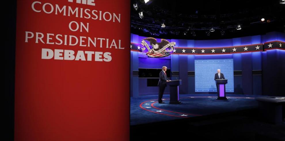 Debate presidencial EEUU