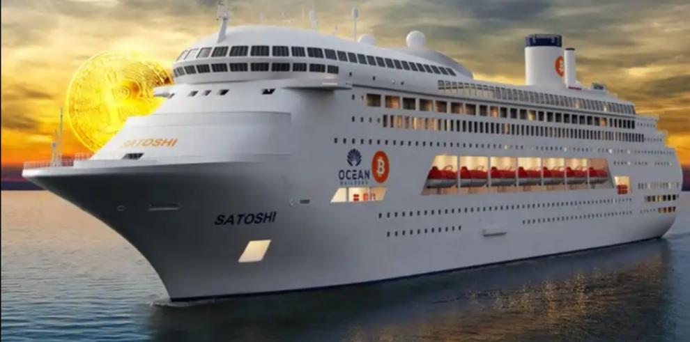 Crucero residencial MS Satoshi