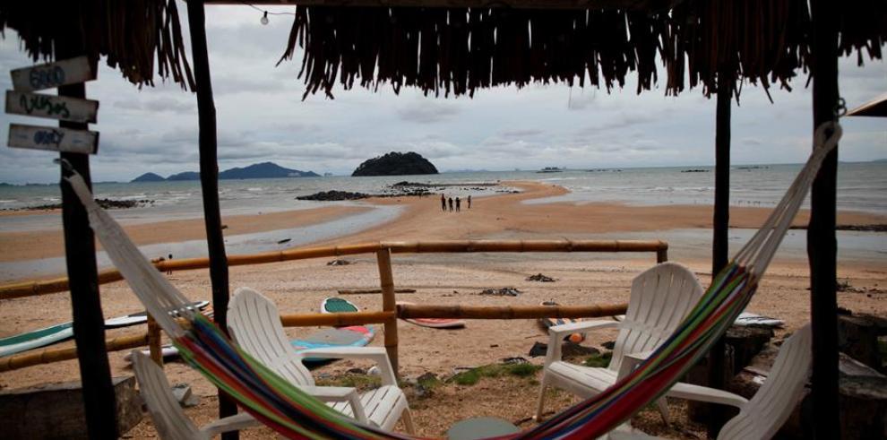 Playas covid.19 Panamá