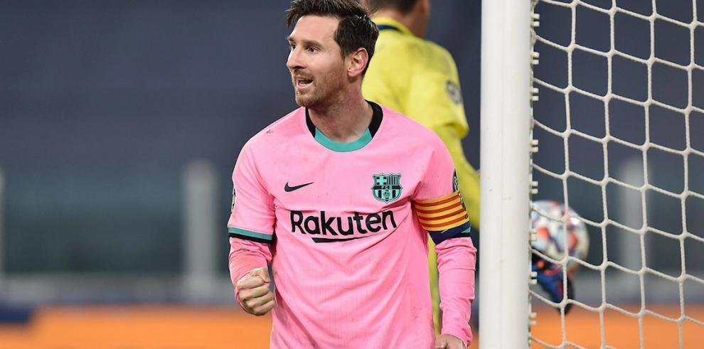0-2. El Barça y Messi mandan en Turín