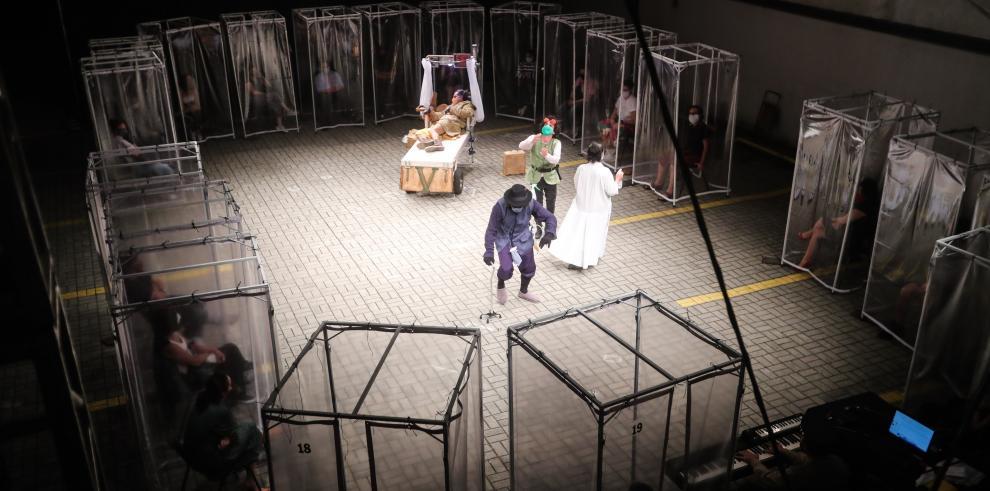 Teatro en Brasil