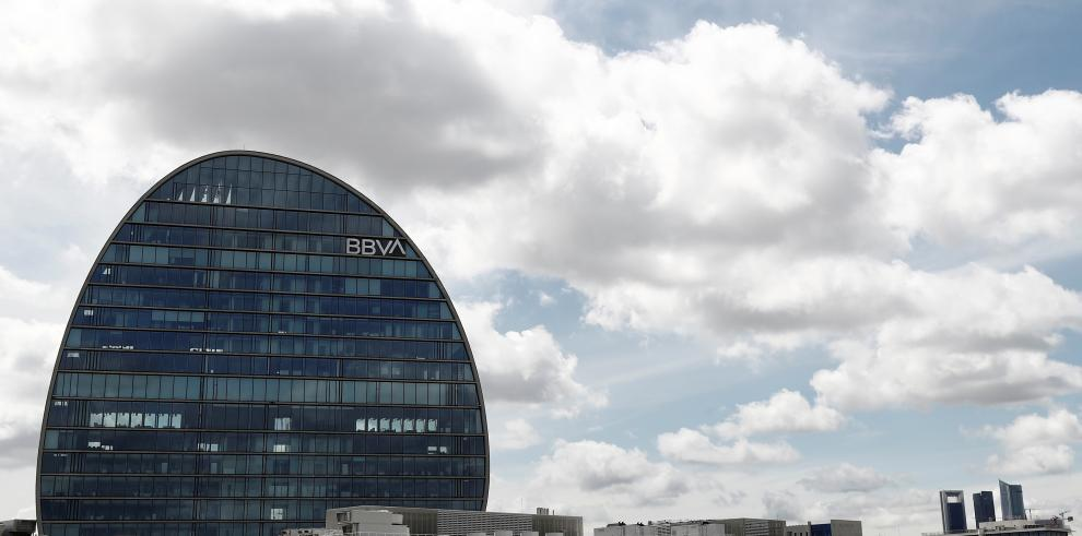 Sede central de BBVA en España