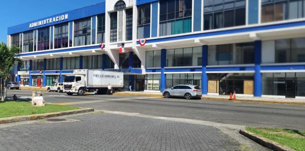 ZLC administración centro de acopio