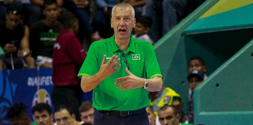 Aleksandar Petrovic, director de la selección de baloncesto de Brasil