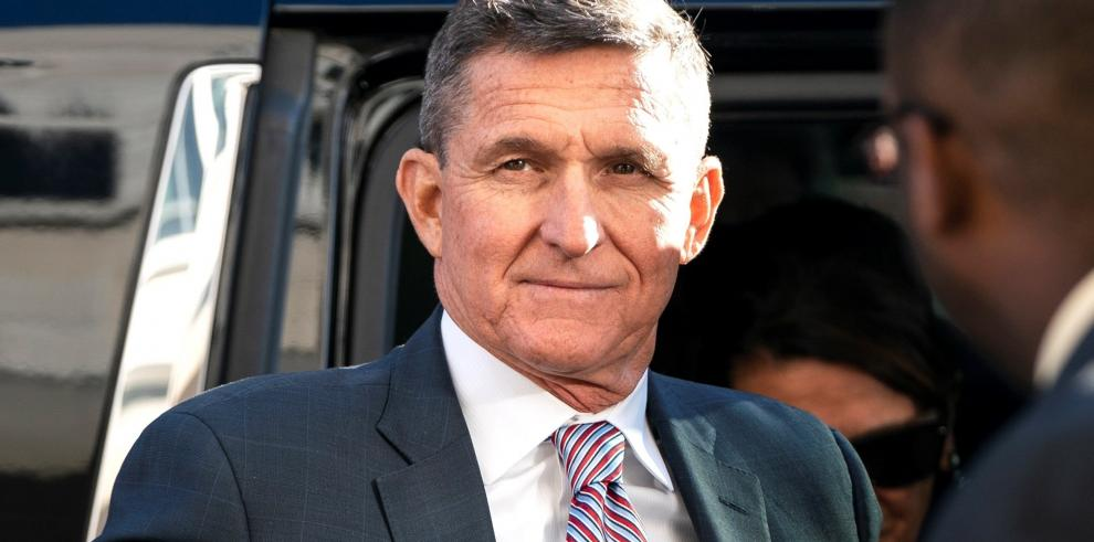 El general Michael T. Flynn