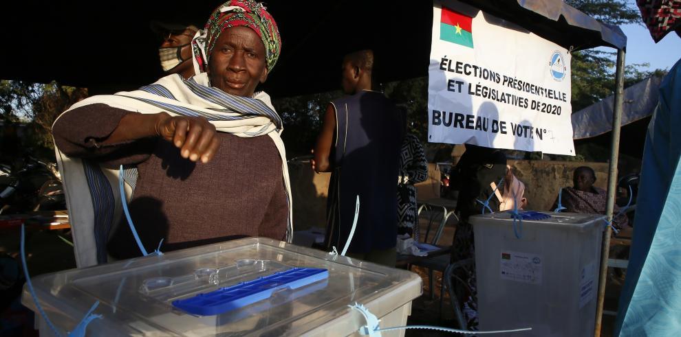 Elecciones en Burkina Faso