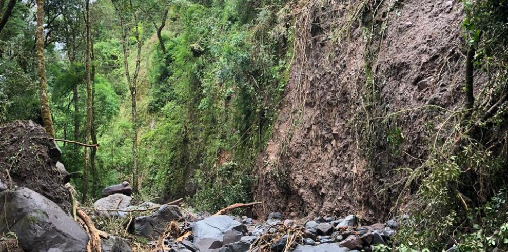 Acceso al Parque Nacional Volcán Barú se mantendrá suspendido