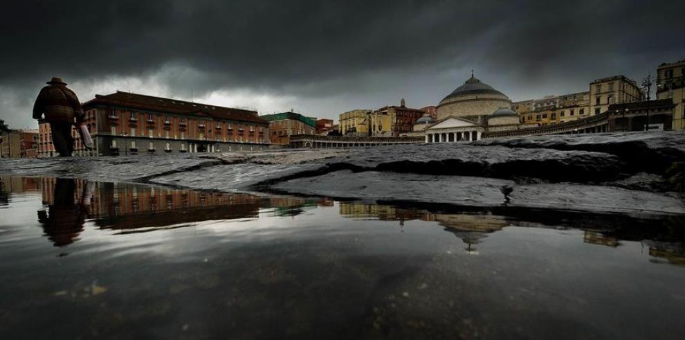 Italia lluvias