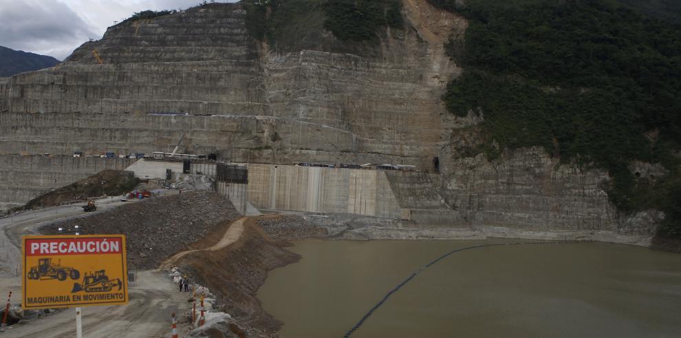El proyecto hidroelectico de Ituango