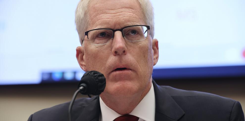 El secretario de Defensa en funciones de EE.UU