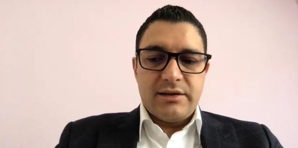 El ministro de Salud de Costa Rica, Daniel Salas